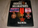THE BOOK OF ORDERS AND DECORATIONS. MERICKA VACLAV-[MARCO JINDRICH]