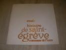 ESSAI: HISTOIRE DE SAINT-EGREVE COMMUNE DE L'ISERE. COLLECTIF-[TERMAT ROBERT]