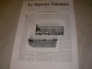 LA DEPECHE COLONIALE ILLUSTREE N°15 15 AOUT 1904  LA TRIPOLITAINE. [TROUILLET J.P.] COLLECTIF