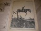 FERMES ET CHATEAUX N°96  1er AOUT 1913 - NUMERO EXCEPTIONNEL L'ECOLE DE CAVALERIE DE SAUMUR. COLLECTIF
