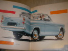 THE COMPLETELY NEW ANGLIA- THE WORLD'S MOST EXCITING LIGHT CAR. CATALOGUE AUTOMOBILE