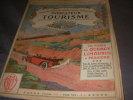 INDICATEUR DU TOURISME1926. FASCICULE VII- DE PARIS AU QUERCY LIMOUSIN ET PERIGORD. [TOURISME]