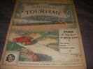 INDICATEUR DU TOURISME- PREMIERE EDITION- FASCICULE XI DE PARIS EN NORMANDIE. [TOURISME]