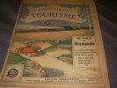 INDICATEUR DU TOURISME 1913- PREMIERE EDITION- FASCICULE XIII DE PARIS AUX VOSGES. [TOURISME]