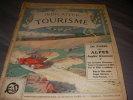 INDICATEUR DU TOURISME 1913- PREMIERE EDITION- FASCICULE XIV PARIS EN NEUF JOURS - EN QUINZE JOURS. [TOURISME]