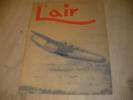 L'AIR 27°ANNEE  N°566 20 JANVIER 1946. COLLECTIF