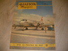 AVIATION MAGAZINE N°8 15 AOUT 1950. COLLECTIF