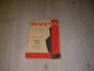 VIN NOUVEAU N°8 DECEMBRE 1955- URGENCE POUR L'ALGERIE LETTRES THEATRE ET CINEMA. COLLECTIF