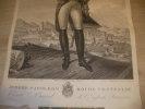 JEROME NAPOLEON ROI DE WESTFALIE CONTRE AMIRAL DE L'EMPIRE FRANCAIS. [GRAVURE ANCIENNE] - BOSIO J.B.- LOUIS RADOS