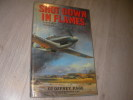 SHOT DOWN IN FLAMES- A WORLD WAR II FIGHTER PILOT'S REMARKABLE TALE OF SURVIVAL. GEOFFREY PAGE