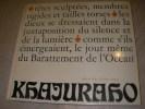 LES TEMPLES DE KAJURAHO . FLORY MARCEL-[MARTIN ANDRE]