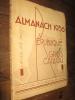 ALMANACH 1936 DE LA REPUBLIQUE DU GROS CAILLOU.