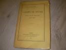 CARNETS DE VOYAGE- NOTES SUR LA PROVINCE 1863-1865. TAINE H.