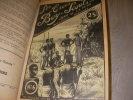 LES TROIS BOY-SCOUTS-L'ALBUM ILLUSTRE- NOUVELLES AVENTURES MODERNES (COMPLET DES 75 FASCICULES). DE LA HIRE JEAN