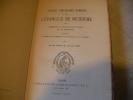 TROIS VERSIONS RIMEES DE L'EVANGILE DE NICODEME PAR CHRETIEN, ANDRE DE COUTANCES ET UN ANONYME PUBLIEES D'APRES LES MANUSCRITS DE FLORENCE ET DE ...
