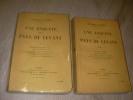 UNE ENQUETE AU LEVANT (2 TOMES). BARRES MAURICE