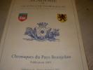 ACADEMIE DE VILLEFRANCHE EN BEAUJOLAIS -PUBLICATION 2003- BULLETIN N°26- TRAVAUX DE L'ANNEE 2002. COLLECTIF