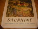 SOCIETE NATIONAL DES CHEMINS DE FER FRANCAIS - DAUPHINE. [AFFICHE ANCIENNE] KELSCH PAUL