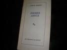 PREMIER AMOUR. BECKETT SAMUEL