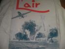 L'AIR N°527  FEVRIER 1943. [AVIATION] COLLECTIF