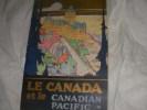 LE CANADA ET LE CANADIAN PACIFIC.