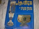 LE VERRE EN FRANCE- D'EMILE GALLE A NOS JOURS. BLOCH-DERMANT JANINE