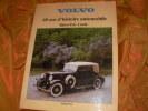 VOLVO- 60 ANS D'HISTOIRE AUTOMOBILE. LINDH BJORN-ERIC