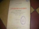 L'ENTRE-DEUX-GUERRES  SOUVENIRS DES MILIEUX LITTERAIRES POLITIQUES ARTISTIQUES ET MEDICAUX DE 1880 A 1905. DAUDET LEON