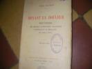 DEVANT LA DOULEUR  SOUVENIRS DES MILIEUX LITTERAIRES POLITIQUES ARTISTIQUES ET MEDICAUX DE 1880 A 1905. DAUDET LEON