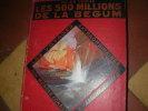 LES 500 MILLIONS DE LA BEGUM. JULES VERNE-[BENETT]
