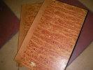 ANALECTABIBLION OU EXTRAITS CRITIQUES DE DIVERS LIVRES RARES OUBLIES OU PEU CONNUS TIRES DU CARNET DU MARQUIS D. R.. 2 TOMES.