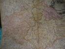 CIRCULUS SAXONIAE SUPERIORIS IN QUO DUCATUS ET ELECTORATUS SAXONIAE MARCHINATUS MISNIAE ET LANDGRAVIATUS THURINGIAE. [CARTE GEOGRAPHIQUE ANCIENNE] ...
