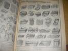 MAISON BAIL - COTILLON- 1911. CATALOGUE PUBLICITAIRE