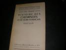 HISTOIRE DES CHEMINOTS ET DE LEURS SYNDICATS. CHAUMEL GUY