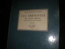 LES EBENISTES DU XVIII°SIECLE- LEURS OEUVRES ET LEURS MARQUES. Comte FRANCOIS DE SALVERTE