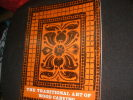 THE TRADITIONAL ART OF WOOD CARVING. KARUNARATNE L.K.