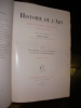HISTOIRE DE L'ART (TOME III-LE REALISME,LES DEBUTS DE LA RENAISSANCE). ANDRE MICHEL