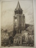 LA VIE ET L'OEUVRE DE CHARLES PINET 1867-1932. ARSENE ALEXANDRE