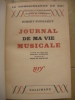 JOURNAL DE MA VIE MUSICALE. RIMSKY-KORSAKOV