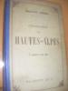 GEOGRAPHIE DES HAUTES-ALPES. ADOLPHE JOANNE/GUIDE JOANNE
