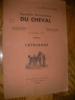EXPOSITION RETROSPECTIVE DU CHEVAL 16-24 MAI 1936. GUILLOT L.-JOUANNE R.