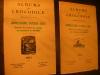 IMPRESSIONS D'ITALIE (1851)-EXTRAIT DES NOTES DE VOYAGES DU CHANOINE DUCRET.(2 fascicules). (ALBUMS DU CROCODILE] COLLONGE J.-M.
