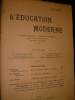 L'EDUCATEUR MODERNE- FEVRIER 1906. COLLECTIF