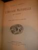L'HISTOIRE NATURELLE EN ACTION. DE CHERVILLE (Marquis G. de)