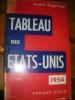 TABLEAU DES ETATS-UNIS. SIEGFRIED ANDRE