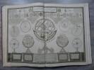 Atlas d'Étude pour l'instruction de la jeunesse composé de 35 cartes par Mr Robert de Vaugondy, A Paris chez Delamarche 1797  Un volume grand in folio ...