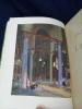 Promenades à travers le Caire Illustrations au pochoir de Cabanès, Pleine reliure mosaïquée orientaliste du maître René Aussourd.. Ivray (Jehan d') ...