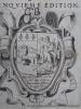 Institution de l'aumone générale de Lyon, ensemble de l'économie et règlement qui s'observe en l'hopital de la charité. Exemplaire historique ...