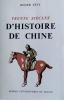 Trente siècles d'histoire de Chine. LÉVY, ROGER