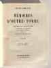 Mémoires d'Outre-Tombe – Édition du Centenaire intégrale et critique. Chateaubriand, François-René de (1768-1848)